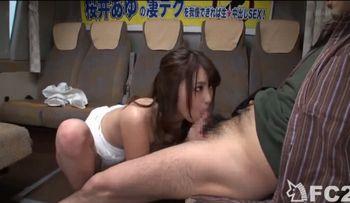 【桜井あゆ】超絶美女の凄テクを10分我慢できれば生中出しSEX、でも我慢できるわけないw