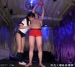 鈴原エミリ ブルマ姿のロリ美女がM男を拘束し、小悪魔痴女責めと桃尻コキで大量射精させちゃう